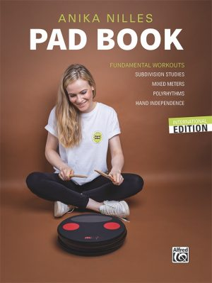 PAD BOOK – ENGLISH (HAND SIGNED BY ANIKA)
