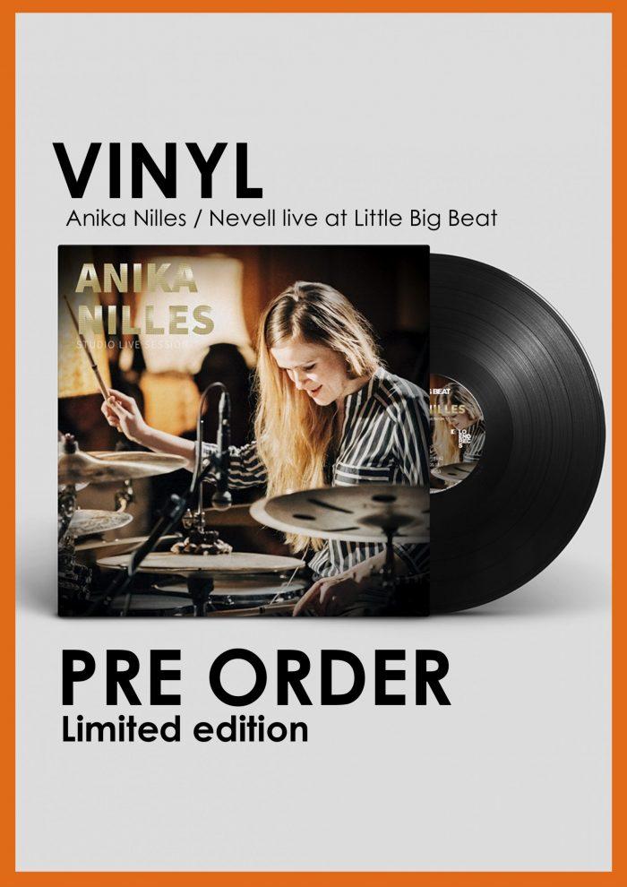 Vinyl pre order